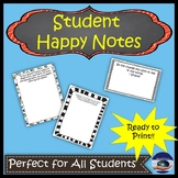 Student Happy Notes
