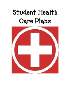 Student Health Care Plan Envelope Cover