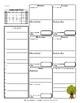 Student Homework/Planner Sheets