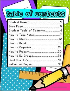 Student How-To Handbook