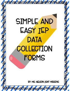 Student IEP Objective Tracker