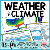 Weather and Climate Student Notebook