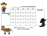 Student Incentive Chart
