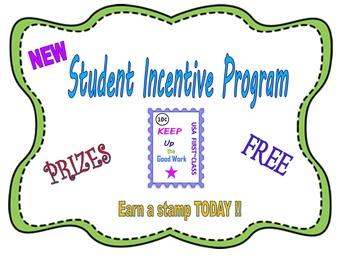 Student Incentive Program
