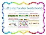 Student Incentive Punch Card Bundle
