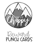 Student Incentives--Reward Punch Cards