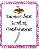 Student Independent Reading Conference