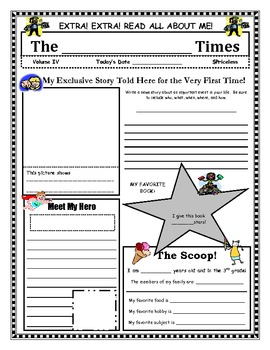 Student Info Newspaper