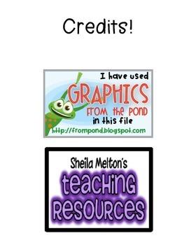Student Info Sheet Freebie