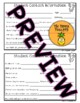 Student Information Contact Card in Cactus Theme