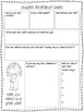 Student Information Form - Beginning of the Year
