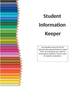 Student Information Keeper