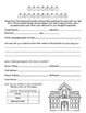 Student Information Packet- Beginning of the Year
