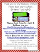 Student Information - Red Polka Dots Theme