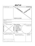 Student Information Sheet - High School/Middle School