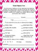 Student Information and Parent Helper Forms-Bundle
