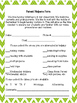 Student Information and Parent Helper Forms-Lime