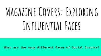 Student Inquiry: Exploring Influential Faces in Magazines