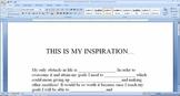 Student Inspiration Pledge