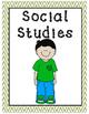 Student Interactive Binder