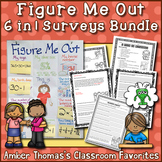 Figure Me Out 6 in 1 Surveys Bundle