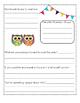 Student Interest Survey - Back to School!