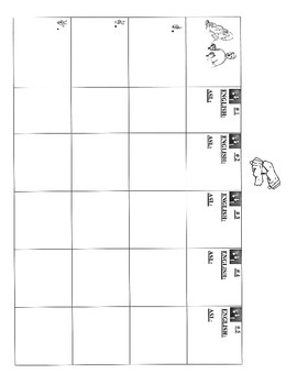 Student Interview Fill in sheet