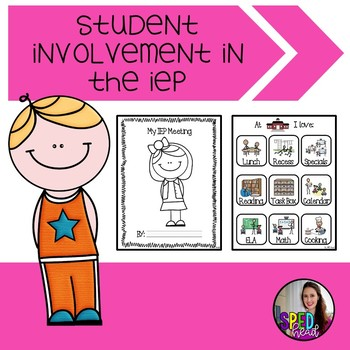 Student Involvement in the IEP