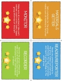 Student Job Cards