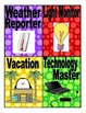 Student Job Chart (20 Jobs)