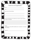 Student Jobs Application
