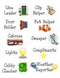 Student Jobs/ Helper Chart