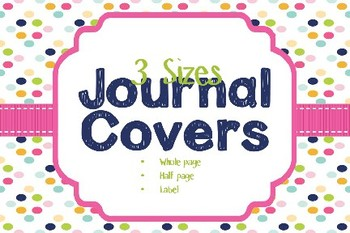 Student Journal Covers