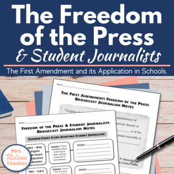 Student Journalism, The First Amendment, and Hazelwood