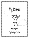 Student Journals to accompany Unit Plan for Mockingbird by Kathryn Erskine