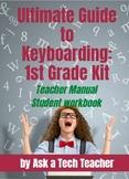 Student Keyboarding Workbook: 1st Grade