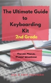 Student Keyboarding Workbook: 2nd Grade