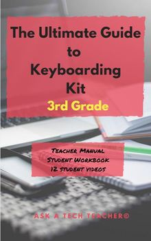 Student Keyboarding Workbook: 3rd Grade