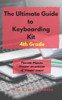 Student Keyboarding Workbook: 4th Grade