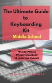 Student Keyboarding Workbook: Middle School