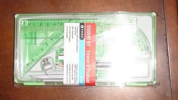 Student Kit - Geometry 8 piece Set (Green)