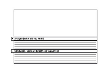 Student Lab Report Sheet