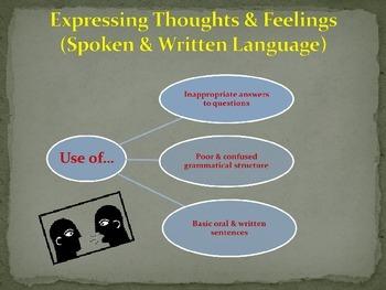 Student Language Disorder Guide