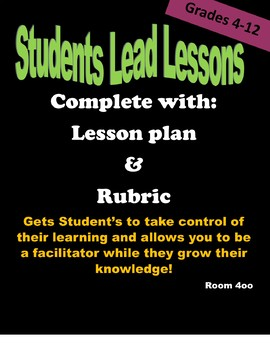 Student Lead Lessons Capstone Project