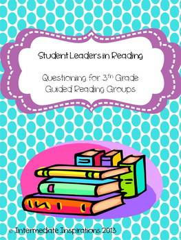 Student Leaders in Guided Reading Groups 3rd grade