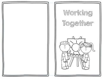Student Leadership Printable Books