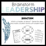 Leadership: Brainstorm