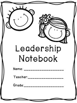 Student Leadership Notebook