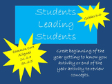 Student Leadership Project