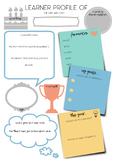 Student Learner Profile A4